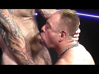 Backroom muscle daddies scene 1