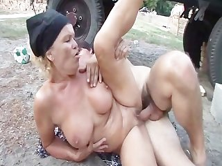 The farmers grandma 1 scene 4