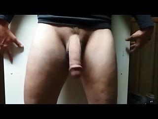 Swinging big dick