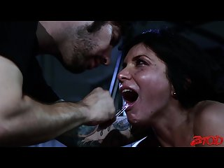 Romi rain gets punished
