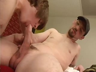 Kansas city cum scene 5