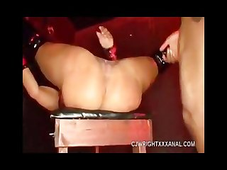 Lisa ann plays in her dungeon