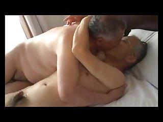 Japanese old man 384