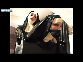 Fetish live tales from the rubber monastery novizin josi
