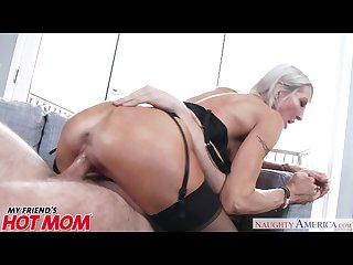 Emma starr fucks her son s friend my friends hot mom by naughty america