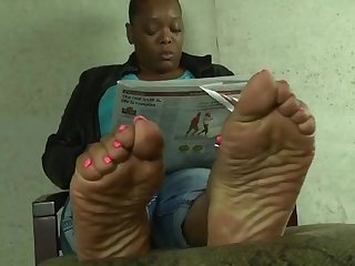 Ebony feet 4