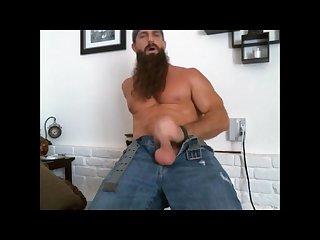 Sexy bearded guy