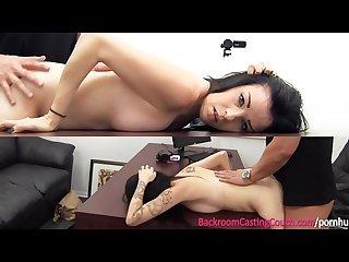 Lesbian emo mom anal casting