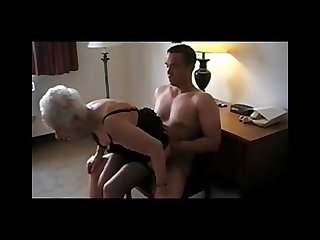 89 yr old granny fucked hard and Scream