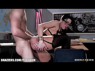 Horny college prof audrey bitoni steals her student from his gf