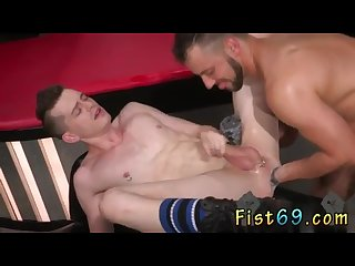 Gay twink shoulder deep fisting movietures and black boy fisting aiden