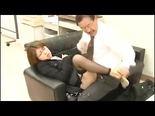 Crazy japanese foot sex predator 1 4 girls part 1