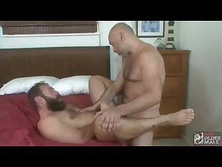 Hotoldermale brian davilla and George glass