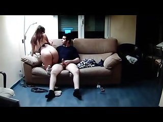 Big Ass Young Girl Homemade Sex On Couch-Video Clips