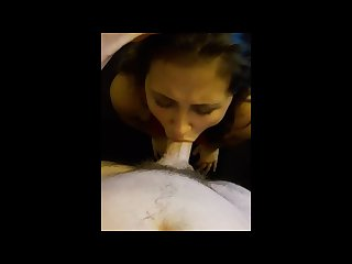 Cheating teen blows boyfriends best friend while he s at work