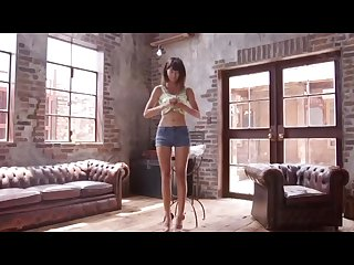 Perfect asian goddess gives it up