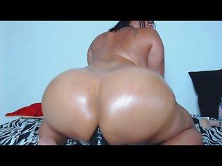 Bbw latina takes bbc up the ass