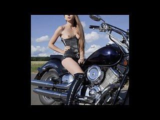Motorcycle mama milena d sunna