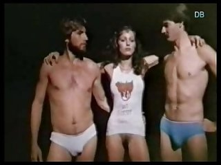 Annette haven double handjob