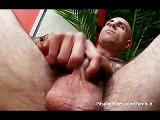 Hairy bald cub