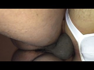 Indian barebacking gives bottom creampie