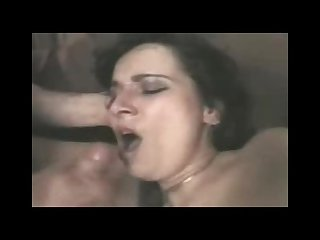 Screaming anal gangbang