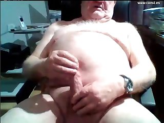Abuelo 71 Gordo y pollon