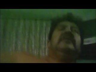 Camionero bigoton mexicano me culea en un Motel