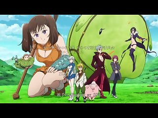 The seven deadly sins revival of the commandments op opening