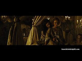 Keira knightley hayley atwell the duchess 2008