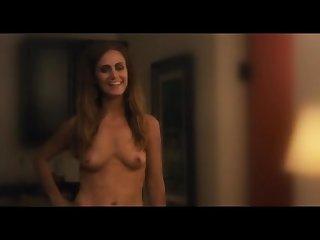 Diane farr threesome sex scene full Frontal in palm swings