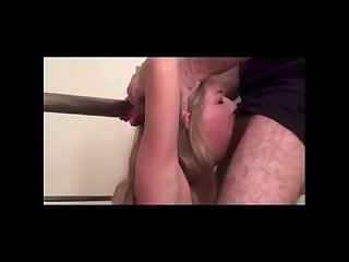 Pain slut roughed up hard