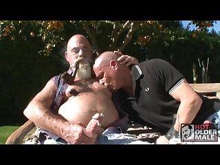 Pig daddy steve titpig hurley fucks christian mitchell in outdoor sling