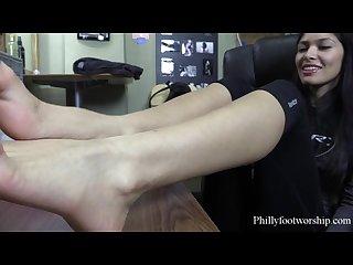 Vexstrus size 9 toe spreading