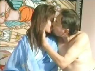 First night hot indian house wife kamasutra romance with oldman katlin in