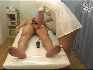 Japanese massage spy cam
