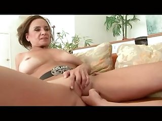Mature woman seduced young