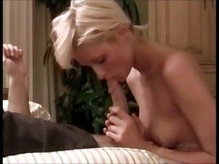 Paris hilton sucking cock