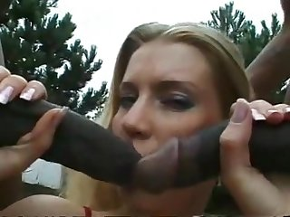 Little white chicks big black monster dicks 14 daniella schiffer