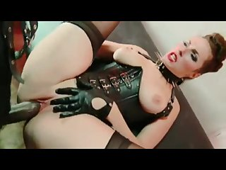 Paige turnah leather freak