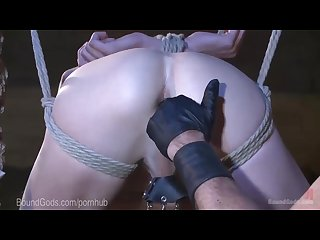 Bdsm virgin electro suspension fuck