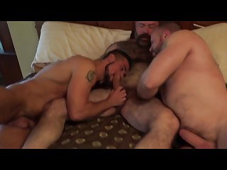 Aarin asker s first double penetration pt1