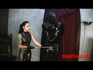 Cybill troy cock pillory torture