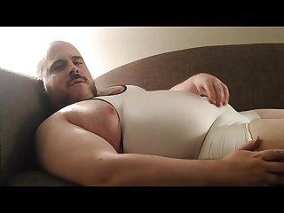 Big bear bulge horny