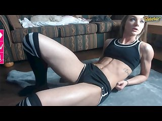 Fit camgirl