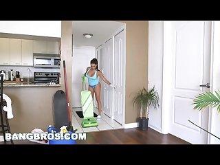 Bangbros big tit latina maid julianna vega takes dick mda13561