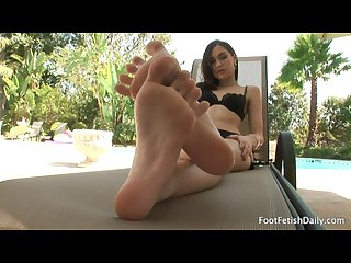 Sasha grey feet Hd