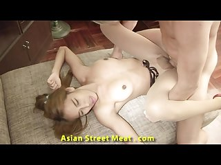 Asian girl kanapregnant