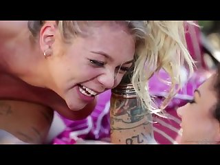 Bonnie rotten and jessie andrews lesbian squirt