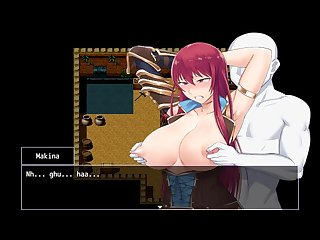 Fallen makina and the city of ruins first look hentai rpg